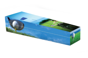 Design kist van der Weegh persoonlijke uitvaartverzorging